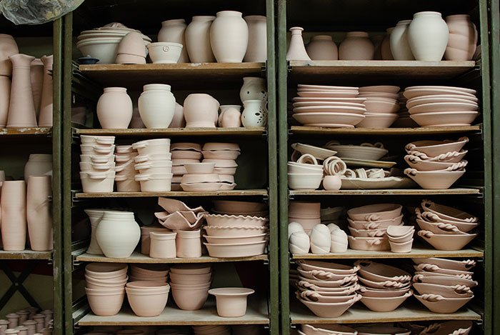 Day Trips from Greensboro Seagrove Dirtworks Pottery
