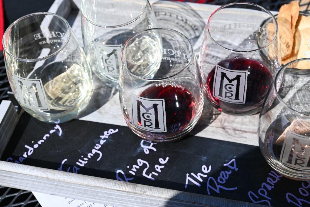 McRitchie NC Wine