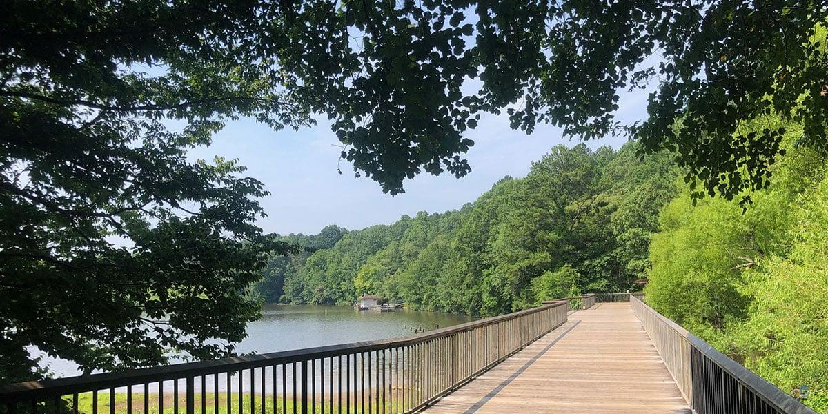 Shelley Lake Park Raleigh NC