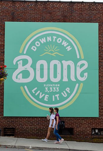 downtown BooneDay Trips in North Carolina