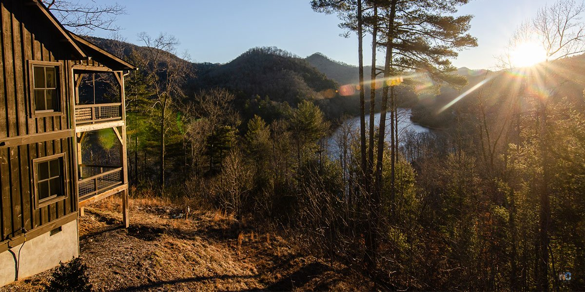 Bear Lake Reserve in Jackson County NC