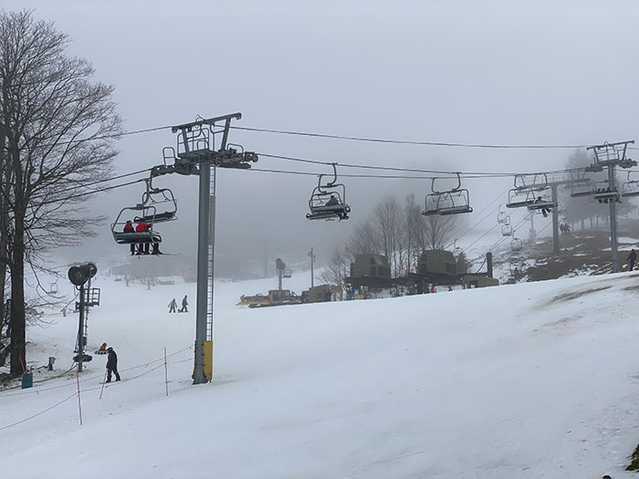 Beech Mountain Skiing NC