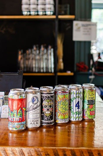 Breweries in Rocky Mount