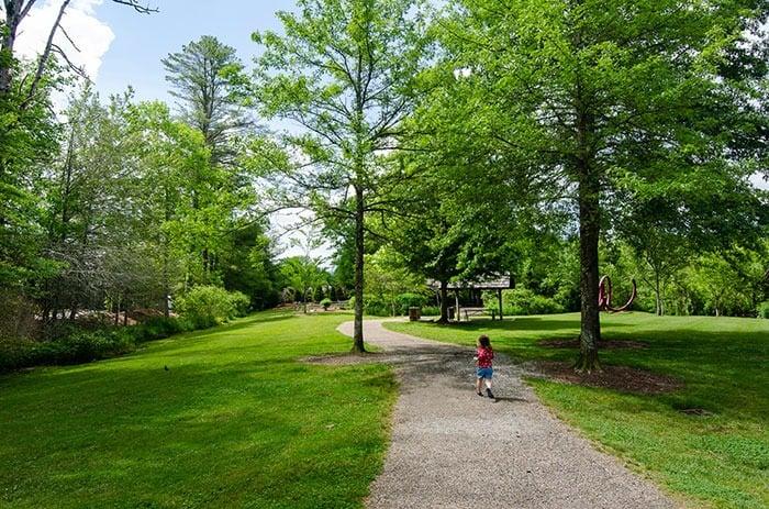 Cashiers North Carolina Village Green