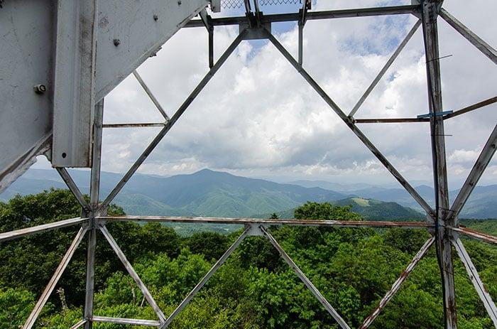 More views of Fryingpan Mountain Lookout Tower