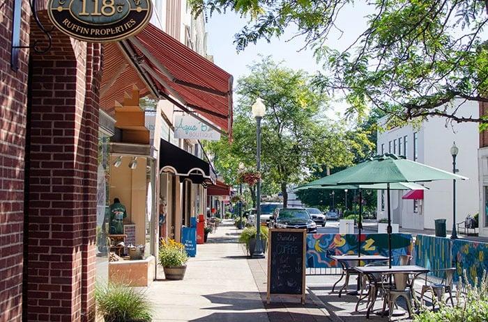 Morganton NC Mountain Towns