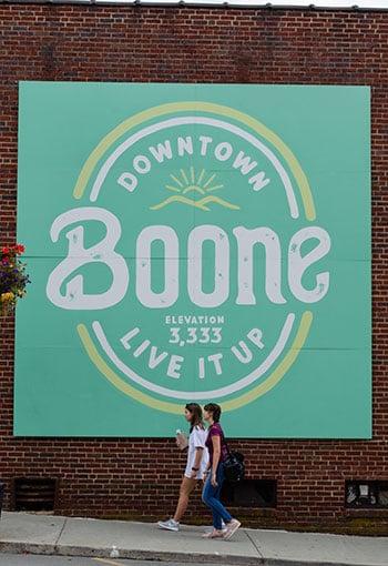 NC Mountain Towns Boone