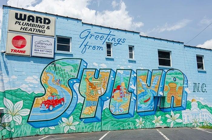 Sylva NC Mountain Towns