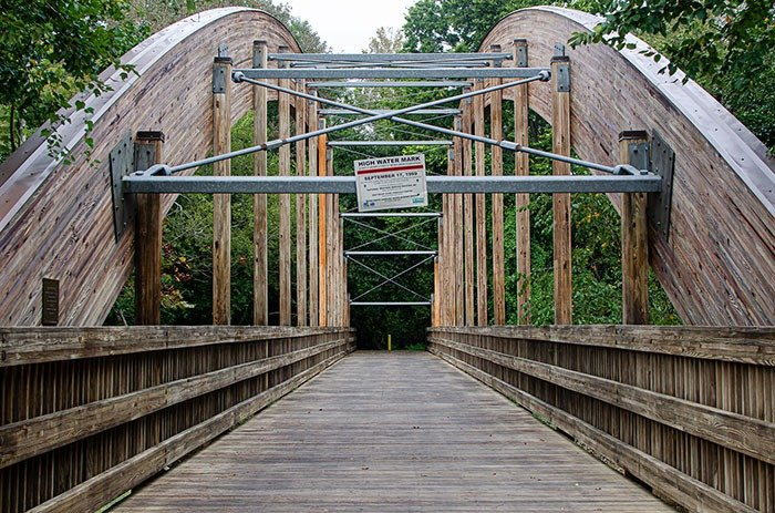The Tar River Trail is easily one of our favorite things to do in Rocky Mount!