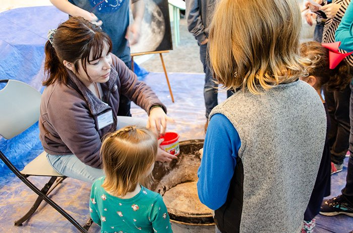 learning at NC Museum of Natural Sciences