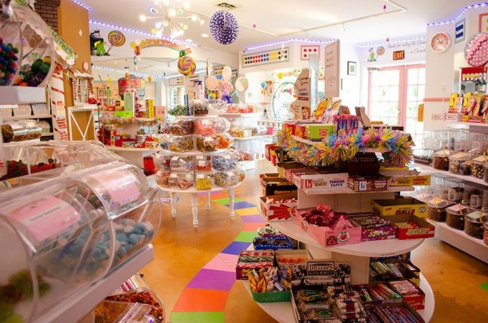 Candy Edventure things to do in Swansboro NC
