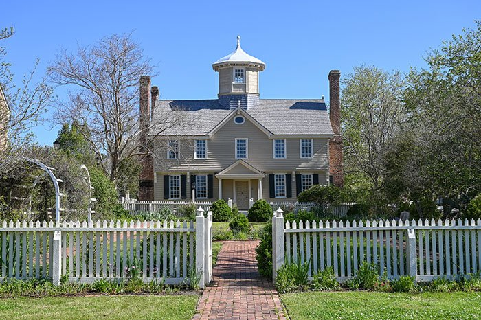 Cupola House things to do in Edenton NC.