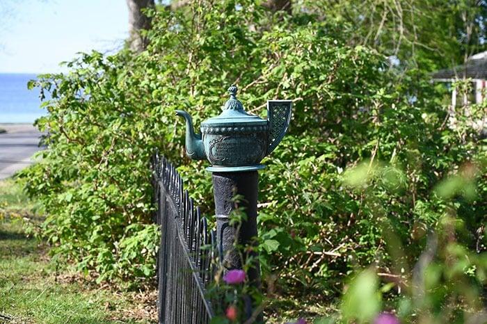 Edenton teapot things to do in Edenton NC.