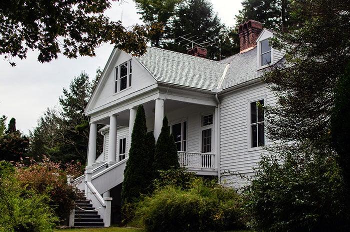 Flat Rock NC Carl Sandburg Home