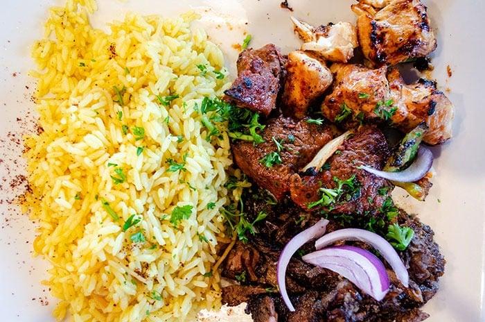 Marrakesh restaurants in Jacksonville NC