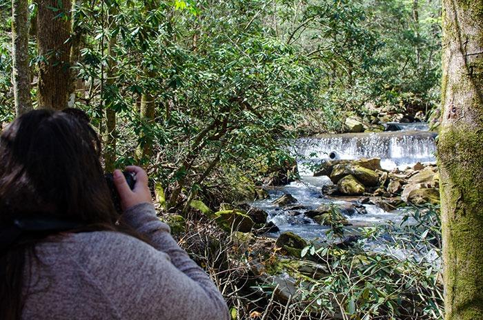 Pearsons Falls Dam