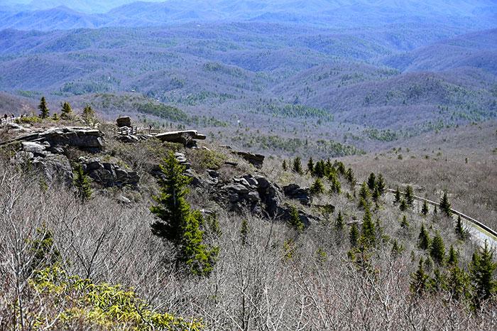 Rough Ridge Hike Blue Ridge Parkway