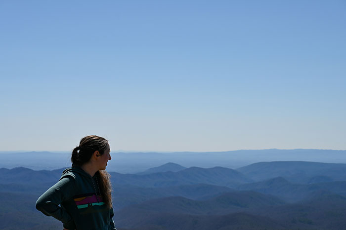 Rough Ridge views Ashley