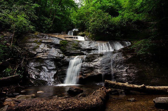 Setrock Creek Falls