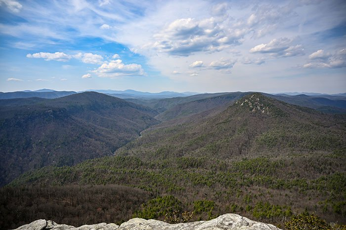 Table Rock Mountain Burke County
