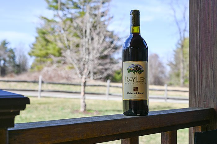 Yadkin Valley Wineries Raylen