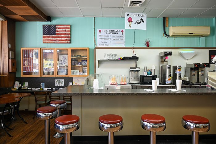 soda shop things to do in Edenton NC.