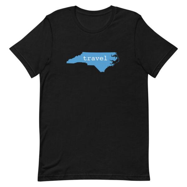 unisex premium t shirt black front 607722dd40346