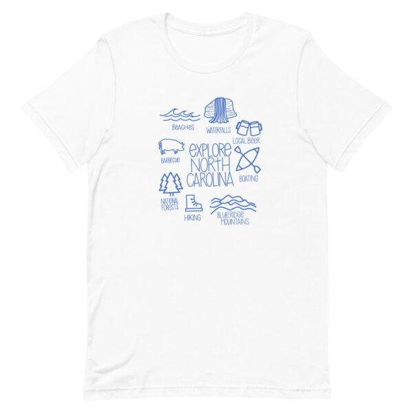 unisex premium t shirt white front 6082de5ed5fc8