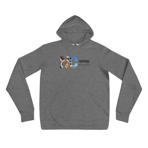 unisex pullover hoodie deep heather front 6071e768a4036