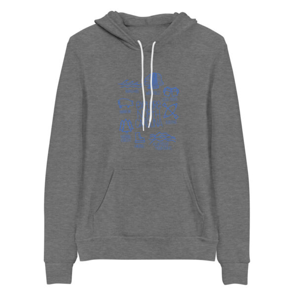 unisex pullover hoodie deep heather front 6082e196a9abd