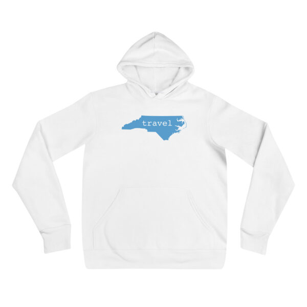 unisex pullover hoodie white front 607721a7418ba