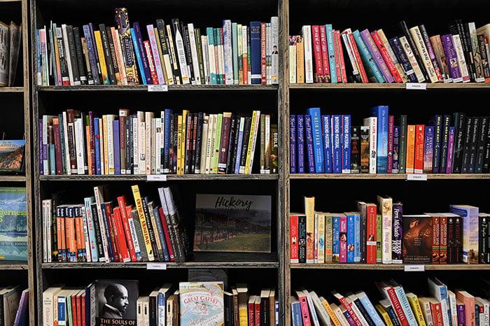 Bookstores in North Carolina Adventure Bound Books Morganton