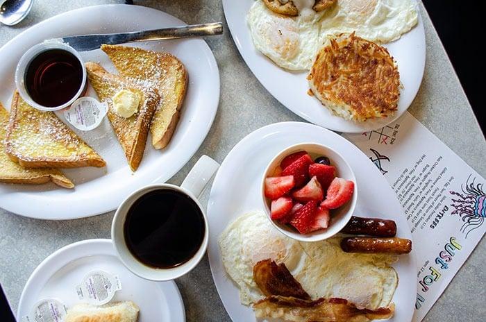 Breakfast Restaurants in North Carolina The Kettle Diner Jacksonville NC