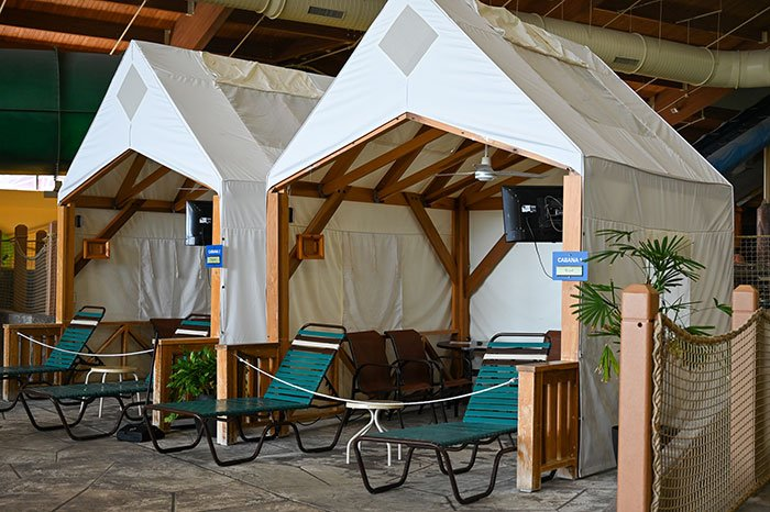 Cabanas at Great Wolf Lodge Concord NC
