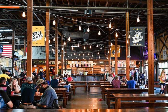 Breweries in Concord NC