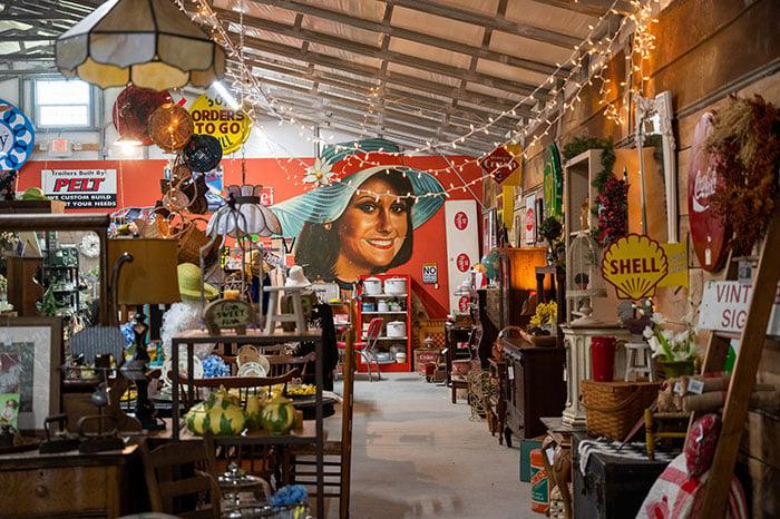 Duplin Square Market shopping in Duplin