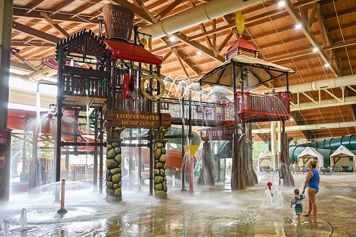 Fort MacKenzie Great Wolf Lodge Concord NC