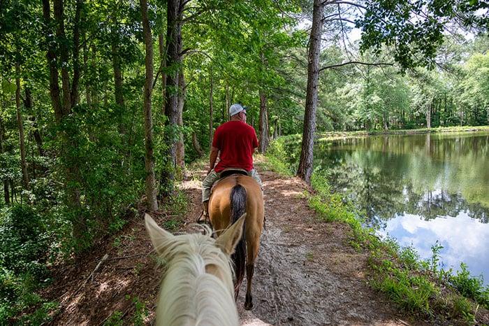 Horseback riding Duplin County
