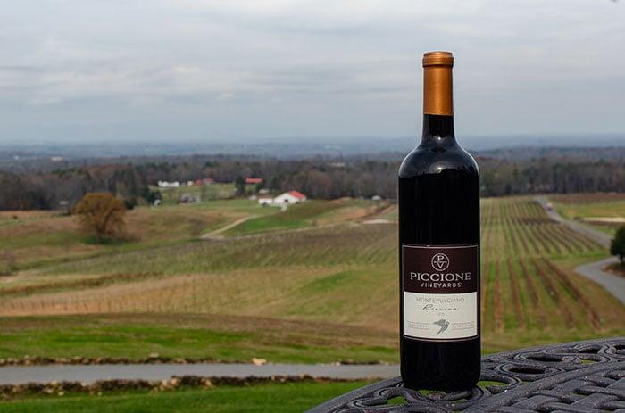 Kid Friendly North Carolina Wineries Piccione