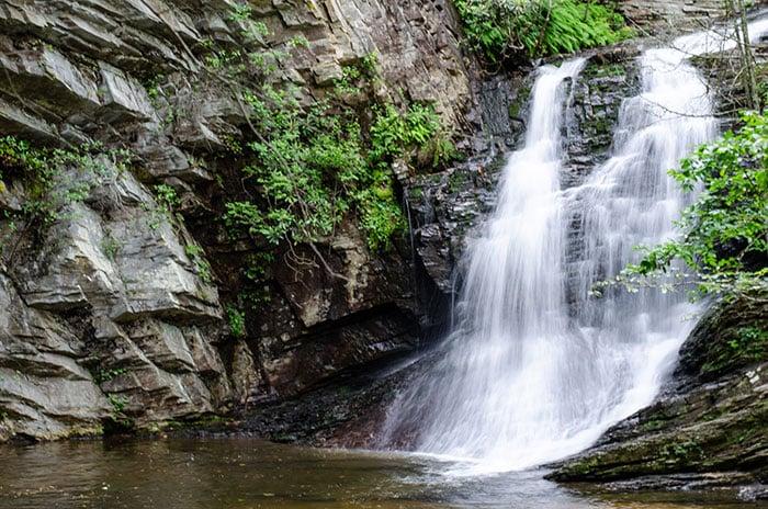 Lower Cascades Falls