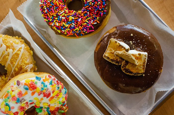 OMG Donuts restaurants in Concord NC