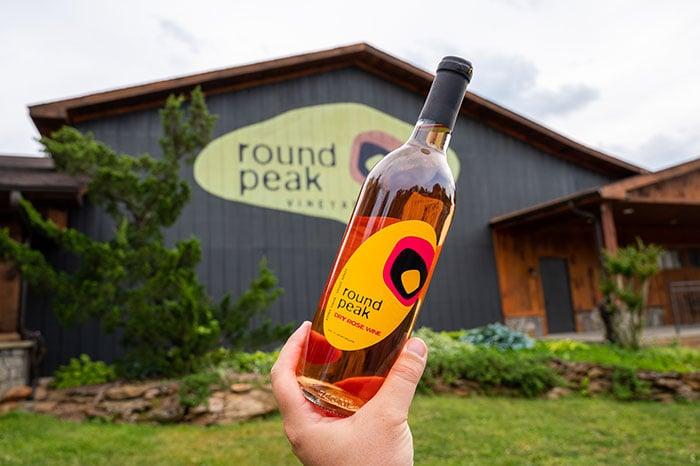 Round Peak Vineyards NC