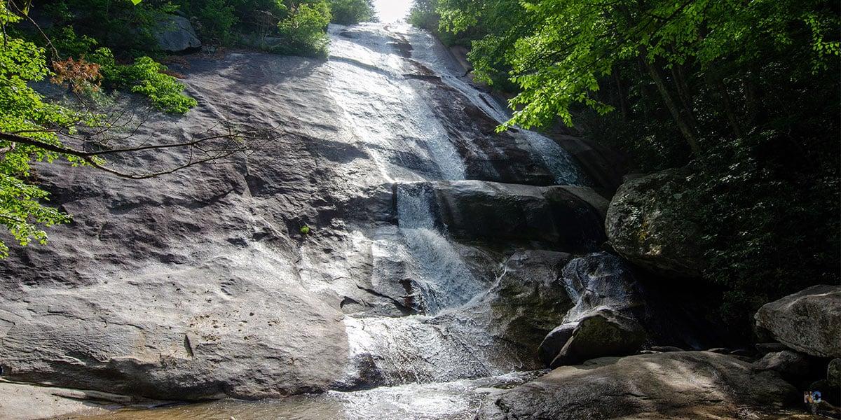 Stone Mountain Falls North Carolina Waterfalls