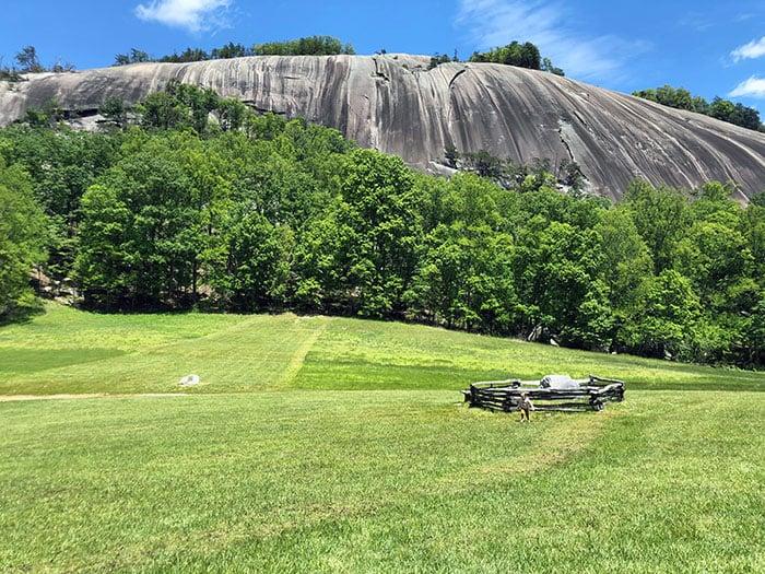 Stone Mountain Granite Dome