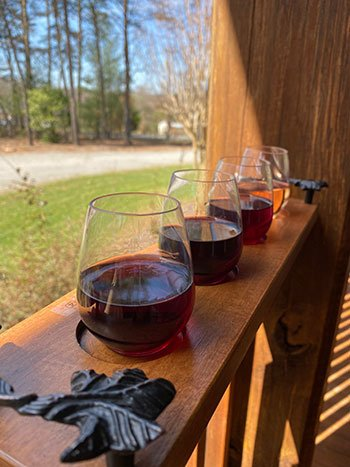Surry County Wine Trail Adagio Vineyards