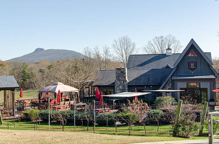 Surry County Wine Trail Yadkin Valley Wineries JOLO