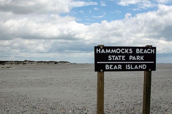 Things to Do in North Carolina Bear Island Hammocks Beach State Park