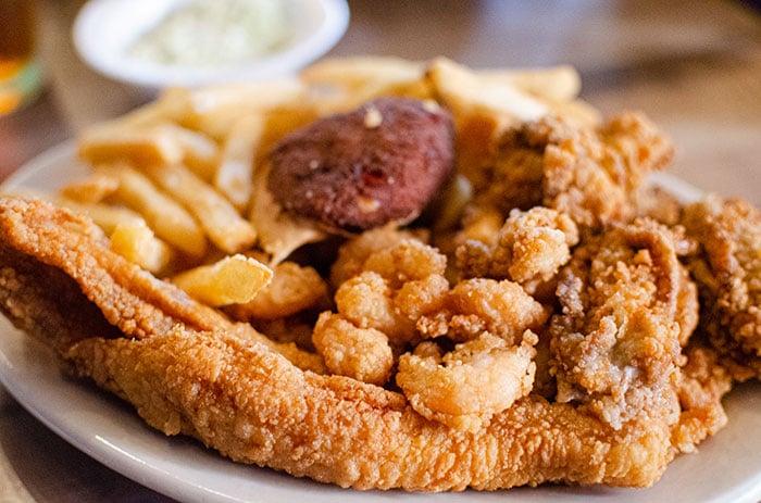 Things to Do in North Carolina Calabash Seafood