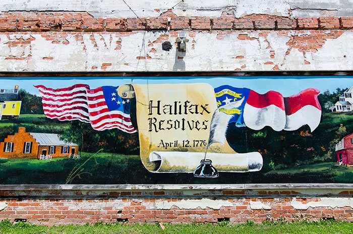 Things to Do in North Carolina Halifax Resolves