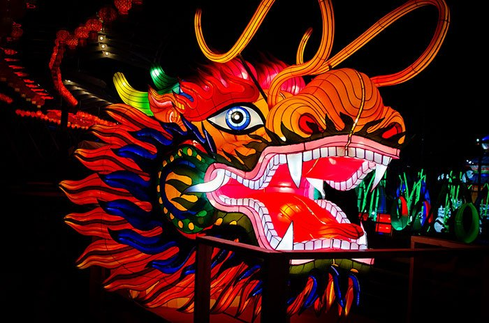 Things to Do in North Carolina NC Chinese Lantern Festival Cary